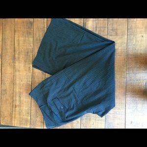 Lane Bryant wise leg trousers size 22